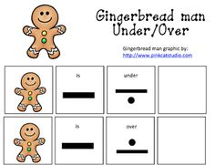 Gingerbread Man Under and Over — If Only I Had Super Powers