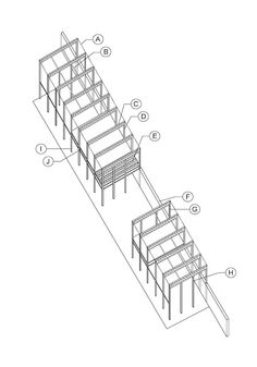 Eames House: drawings