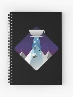 I want to BE-TEA Spiral Notebook Notebook Design, Spiral, Things I Want, Tea, Paper, High Tea, Teas