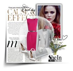 """""""SheIn 3/VII"""" by nermina-okanovic ❤ liked on Polyvore featuring Envi and Thierry Mugler"""