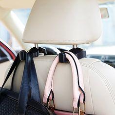 ChiTronic Car SUV Seat Back Headrest Hanger Hooks - Set o... https://www.amazon.com/dp/B0105UUT9Q/ref=cm_sw_r_pi_dp_x_cIZGybX0RCJSR