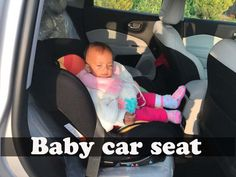 Making Family Travel Easier with Baby Car Seat   #baby #carseat #travel #parenting #carseatreview #babycare