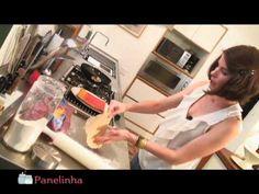 Pão fácil, a piadina integral. PANELINHA por Rita Lobo