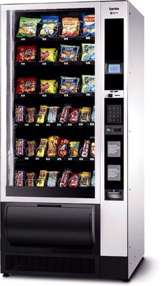 vending machine financing