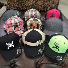 Awesome Hooey hats
