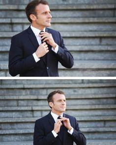 SO HOT!🔥😍❤ #frenchpresident #emmanuelmacron #armistice #france #paris #hot #cute #lovely #handsome #presidentmacron #happyweekend #fanofmacron