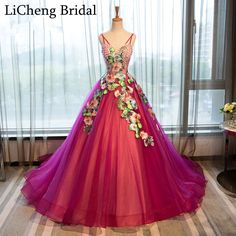 Shop for on Etsy, the place to express your creativity through the buying and selling of handmade and vintage goods. Cute Prom Dresses, Prom Dresses 2017, Gala Dresses, Prom Gowns, Renaissance Dresses, Medieval Dress, Vestido Asos, Princesa Real, Fantasy Gowns