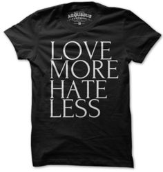 This website has many amazing t-shirts. When I have a little extra money I'm going to get one.