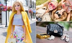 Barbie is on Instagram from Paris Fashion Week to Coachella   Daily Mail Online