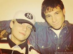 Nick and Brian ♡