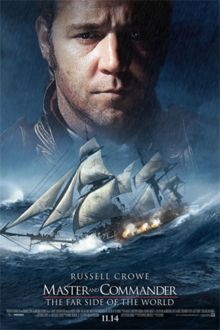 Master and Commander-The Far Side of the World (2003): Based on Patrick O'Brian's series of novels about sea captain Jack Aubrey, this 2003 film features scenery that might just make you want to run off and join a ship's crew. Although much of the movie, starring Russell Crowe, was filmed on a soundstage, it's notable for being the first movie that was given permission to film on the Galápagos Islands. The ship's crew is awed (and a little confused) by the islands' beauty and wildlife...