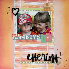 LO: Cherish by Elina Stromberg @2peasinabucket