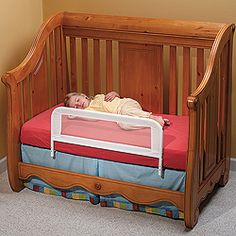 KidCo Mesh Convertible Crib Bed Rail