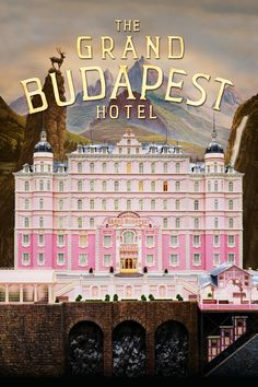 The Grand Budapest Hotel - I love Wes Anderson's movies and style, and you can add this classic to one of the greats