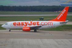 EasyJet Boeing 737-700; G-EZJL@MAD;25.02.2007/452bw | Flickr - Photo Sharing!