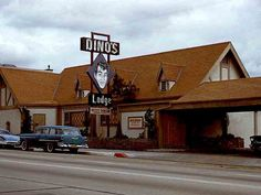 In the summer of 1958, Dean Martin and his business partner, Maury Samuels, bought a former restaurant called The Alpine Lodge and renamed it Dino's Lodge. Here's what happened after that