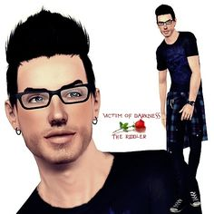 Phil male model by The Riddler - Sims 3 Downloads CC Caboodle