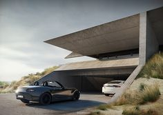 House no. 208. Dune House. Architecture, modelling, rendering and p-production: Adam Spychała