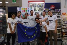 The Injawara tournament champions went to  Lithuania