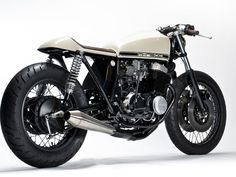 RocketGarage Cafe Racer: CB750 MHF015