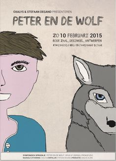 Poster for Peter & De Wolf
