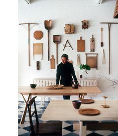 Khai Liew // adelaide shops // via the design files