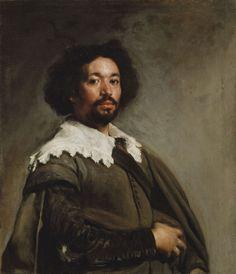 Velazquez -- Portrait of Juan de Pareja