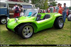 Dune buggy! I will have you one day. Mark my words.
