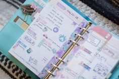 Personal sized planning 101 | filofax kikki k inspiration medium sized planning dashboard planner paperclips target dollar spot | michael's recollections planner | Delight the Details lifestyle and planner blog