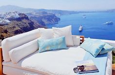 Now that's a view... Greece