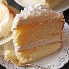 Fresh Coconut Cake | Lost Recipes Found