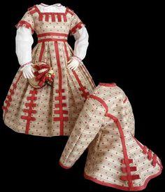 Calixte, a Huret Doll