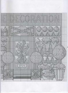 (2) Gallery.ru / Foto # 2 - Permin 70-9460 Home Decoration - natalytretyak