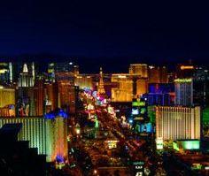 Dave and I enjoyed Las Vegas!  Won some money too!!