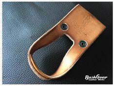 Cuoio MOLLE Axe / cintura loop / fondina di BushgearLeatherworks