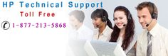 We provide independent and reliable HP tech support services for HP users, if any person has feeling problems with his HP system he can contact us our toll free number 877-213-5868. Our tech support team full support and helps customers.