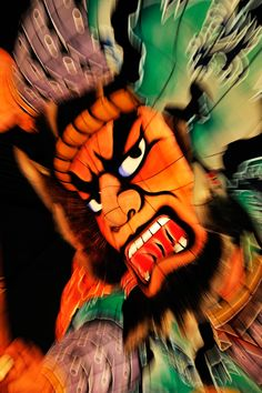 Nebuta Matsuri(青森ねぶた) in Aomori, Japan. The festival is held every year from August 2 to August 7. It was designated an Important Intangible Folk Cultural Property in 1980.