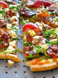... Amore!!! on Pinterest | Pizza, Goat cheese pizza and Eggplant pizzas