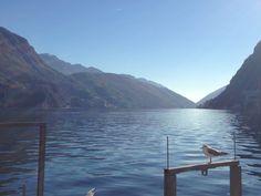 Lugano in Tessin, Switzerland
