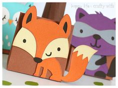 Fox treat bag