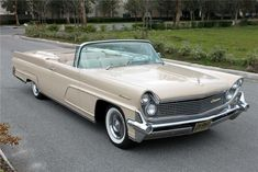 Sold* at Orange County 2010 - Lot #326 1959 LINCOLN CONTINENTAL MARK IV CONVERTIBLE