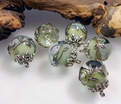 US $35.00 New with tags in Jewelry & Watches, Loose Beads, Lampwork