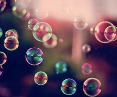 #bubbles #sunshine #