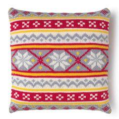 NobleKnits.com - Milla Mia Dalarna Fair Isle Pillow Cover Knitting Pattern, $4.99 (http://www.nobleknits.com/milla-mia-dalarna-fair-isle-pillow-cover-knitting-pattern/)