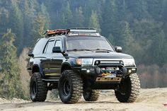 This is what I want my 4runner to be some day.