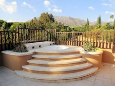 property marbella golden mile by Marbella Club Hotel Marbella Club, Garden Bridge, Spain, Villa, Deck, Outdoor Structures, Outdoor Decor, Home Decor, Decoration Home