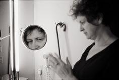 Dick Blau, Mirror, Motel Metro, 2003