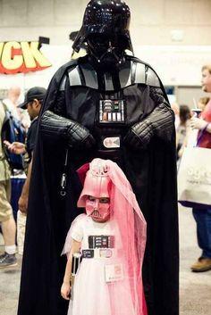 24 Hijos de frikis con los mejores disfraces para Halloween