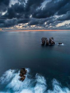 Liencres - Costa Quebrada #Cantabria #Spain
