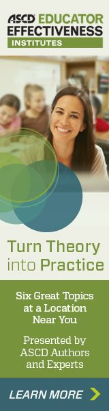 ASCD Regional Professional Development Institutes: Turn Theory into Practice